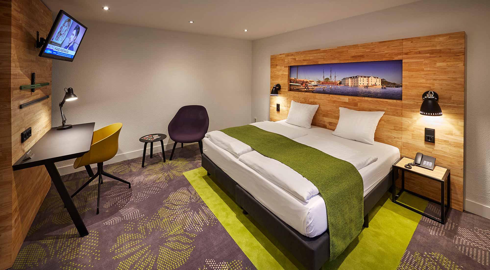 chambres nova hotel apartments h tel 3 toiles au coeur d 39 amsterdam. Black Bedroom Furniture Sets. Home Design Ideas