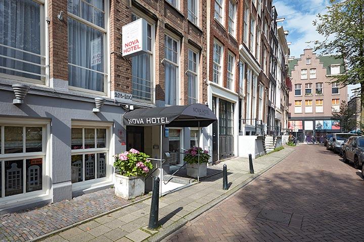 impressioni nova hotel apartments un albergo a 3